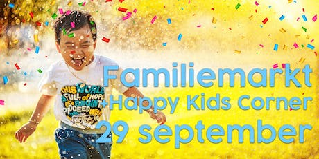 Utopia Happy Kids Familiemarkt (alle leeftijden) - 29 september 2019 tickets