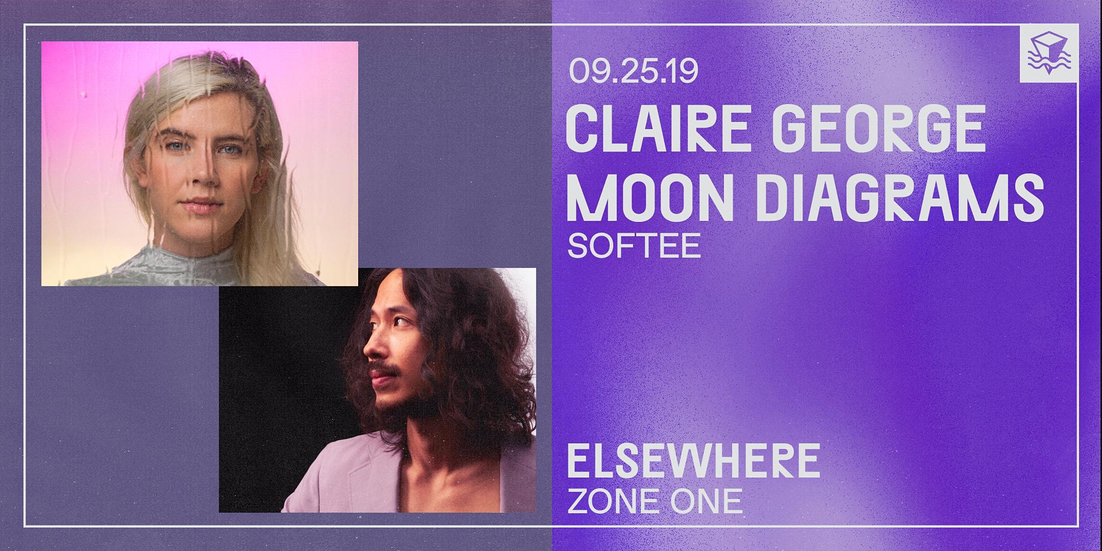 Claire George + Moon Diagrams