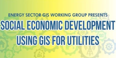 Annual Energy Sector GIS Working Group Conference