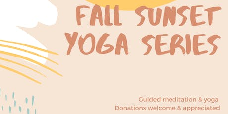 Fall Sunset Yoga Series tickets