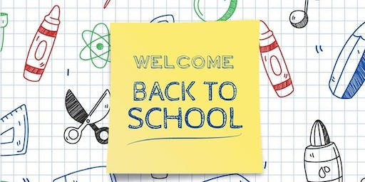 Welcome Students Back to School -  Union H. S.