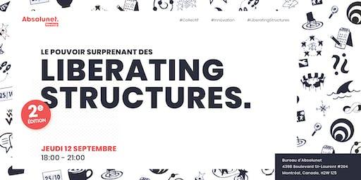 2e Édition | Le pouvoir surprenant des Liberating Structures
