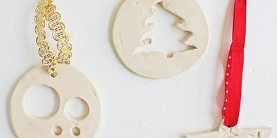 Christmas Present Making Part 3 - Pottery, Clay & Ceramic Workshop