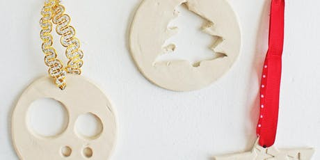 Christmas Present Making Part 3 - Pottery, Clay & Ceramic Workshop tickets