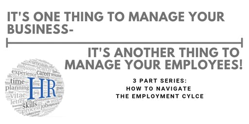 How to Navigate the Waters of the Employment Cycle