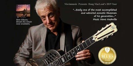 Doug Macleod tickets