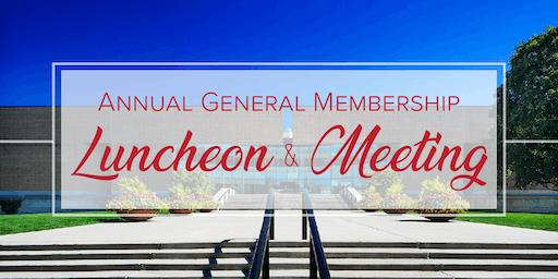 2019 Annual General Membership Meeting
