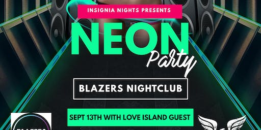 Insignia nights neon party