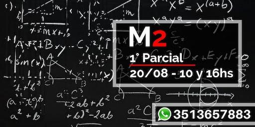 Matemática 2   1° Parcial