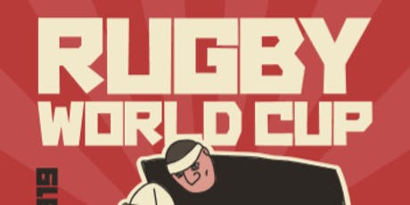 Rugby World Cup - Japan 2019- First day! Japan vs Russia tickets