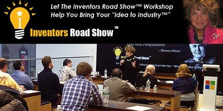 "POWER  NIGHT OF LEARNING™ WITH INDUSTRY LEADERS GET YOUR "" BIG IDEA"" ON TV tickets"