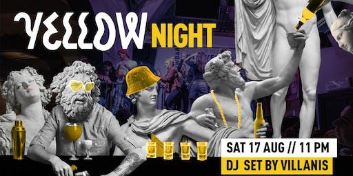 Yellow Night - The Yellow Bar