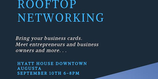 GABCC Now Leaders Presents 'Rooftop Networking'