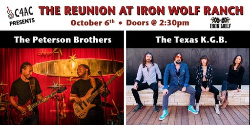 Reunion at Iron Wolf Ranch