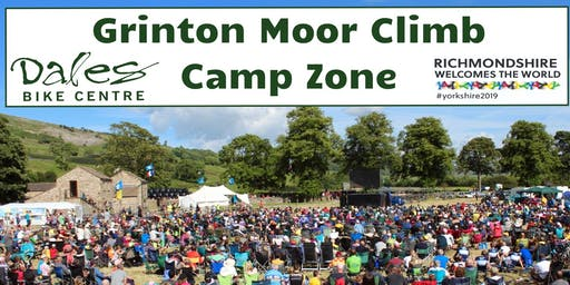 UCI 2019 World Championships - Grinton Moor Climb Camp Zone