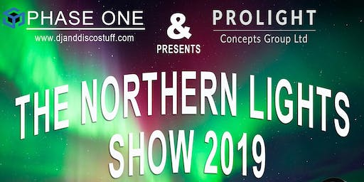 The Northern Light Show 2019