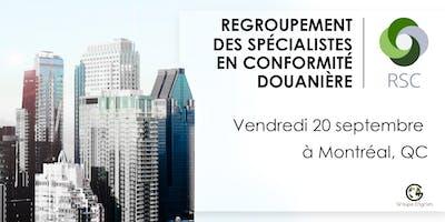 Regroupement des Spécialistes en Conformité de Montréal