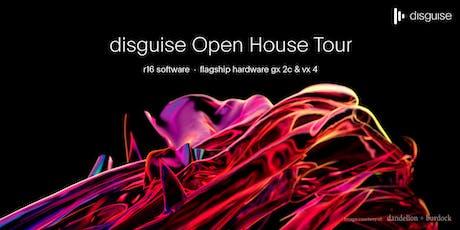disguise Open House Tour - Poland tickets
