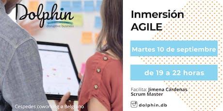 Inmersión agile: hacia una nueva cultura empresarial en la era digital. entradas