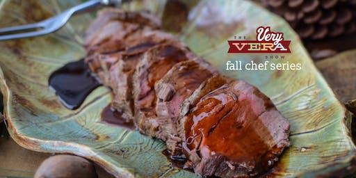 VeryVera Chef Series   October 24th
