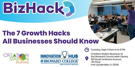 The 7 Growth Hacks All Businesses Should Know tickets