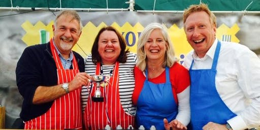 BBC Radio York presents Ready, Steady, Cook