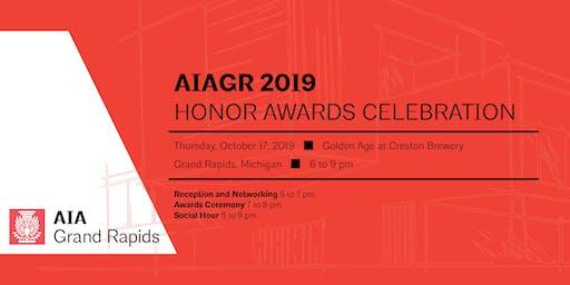 AIA Grand Rapids 2019 Honor Awards Celebration