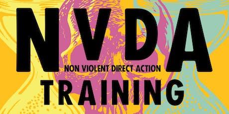 NVDA Training tickets