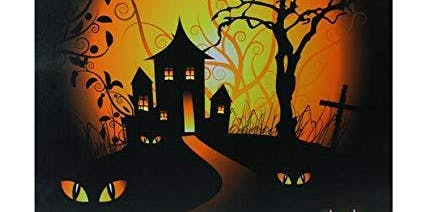 Halloween children's Art workshop!