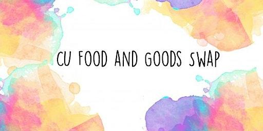 CU Food and Goods Swap - December 2019