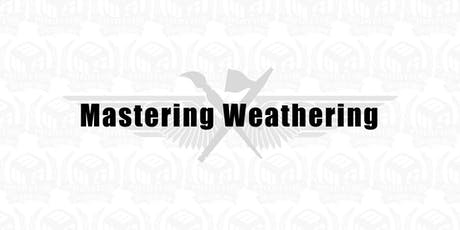 Mastering Weathering (MWG Bunker Painting Class) tickets