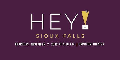 Hey Sioux Falls 2019