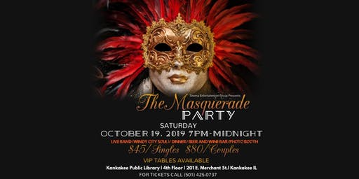 The Masquerade Party
