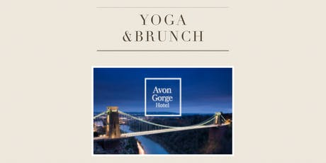 Yoga Brunch with A View tickets