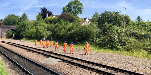 Rail Track Engineering - New Careers Open Day - Duncalf Academy 10:00