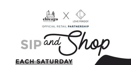 Sip & Shop at Love Peridot (Each Saturday) tickets