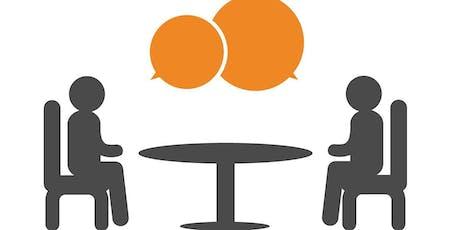 Table de conversation anglais - Frameries billets