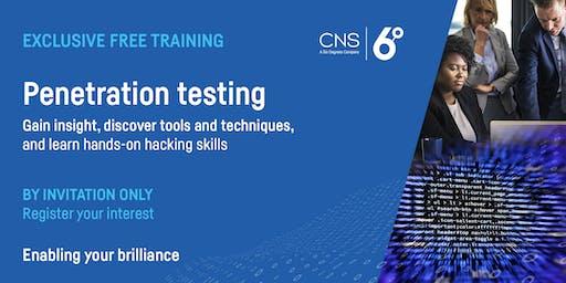 Free Penetration Testing Training