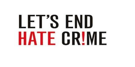 WF  Local Hate Crime Ambassadors programme  Sept 2019 tickets