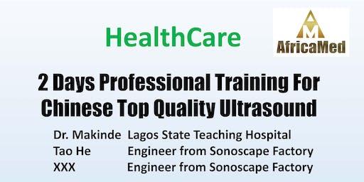 2 Days Ultrasound Training organized By AFRICAMED BIO TECHNOLOGY NIGERIA