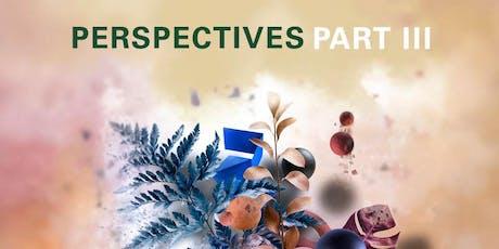 Perspectives | Talk | Part 3 tickets