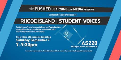 Pushed Learning Student Showcase