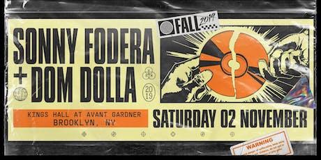 Sonny Fodera & Dom Dolla tickets