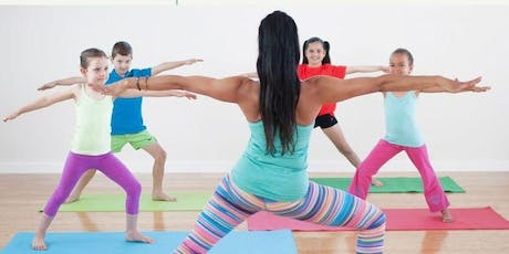 Dance Yoga for Kids tickets