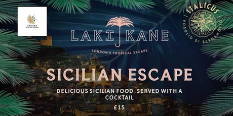 Sicilian Escape tickets