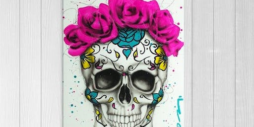 Day of the Dead children's Art workshop!