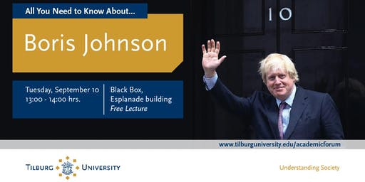 All you need to know about... Boris Johnson
