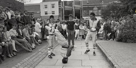 UC Crew - St Helens Northern Soul, Break & Street Dance Exhibition Launch tickets
