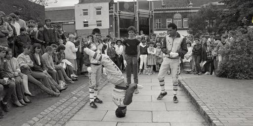 UC Crew - St Helens Northern Soul, Break & Street Dance Exhibition Launch