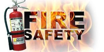 BVA Fire Prevention and Safety Presentation